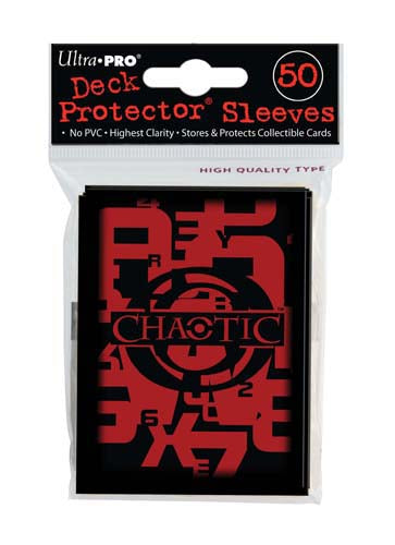 Chaotic Deck Protector Sleeves