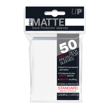 Load image into Gallery viewer, 50ct Pro-Matte Standard Deck Protectors