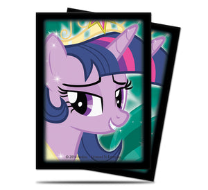 My Little Pony Twilight Sparkle Deck Protector Sleeves