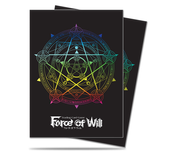 Magic Circle Deck Protectors for Force of Will 65ct