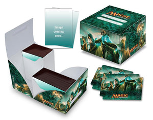 Conspiracy Dual Deck Box and Deck Protector Combo for Magic