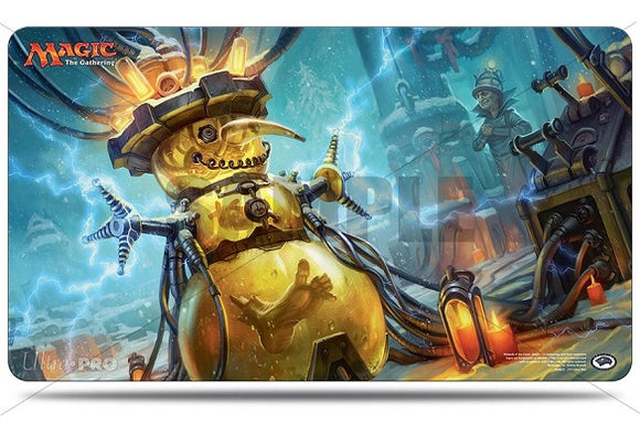 2017 Holiday Playmat for Magic: The Gathering