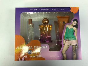 Alejandra Espinoza Dosis Gift Set for Women