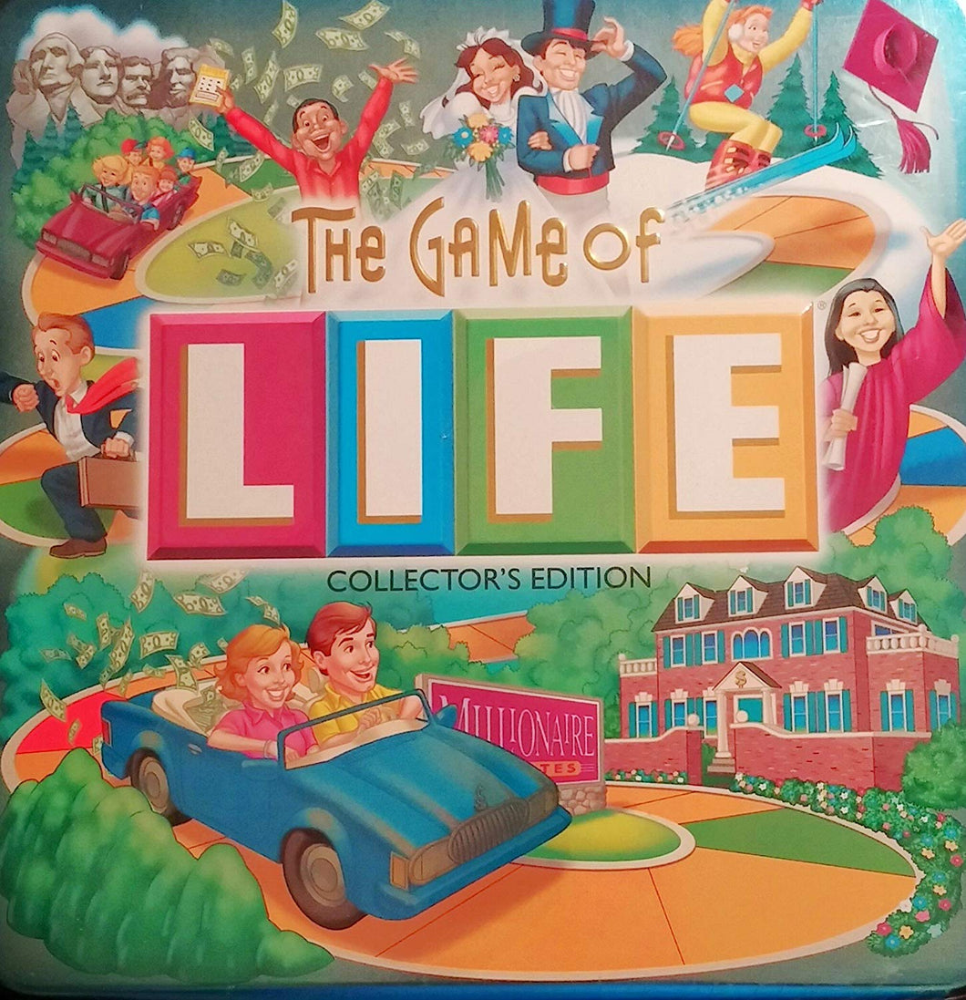 The Game of Life: Collector's Edition (Tin)