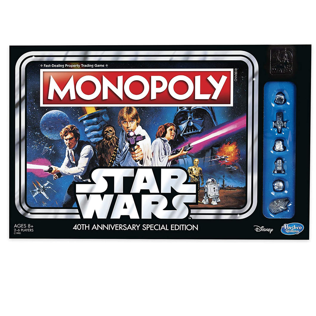 Monopoly: Star Wars 40th Anniversary Edition