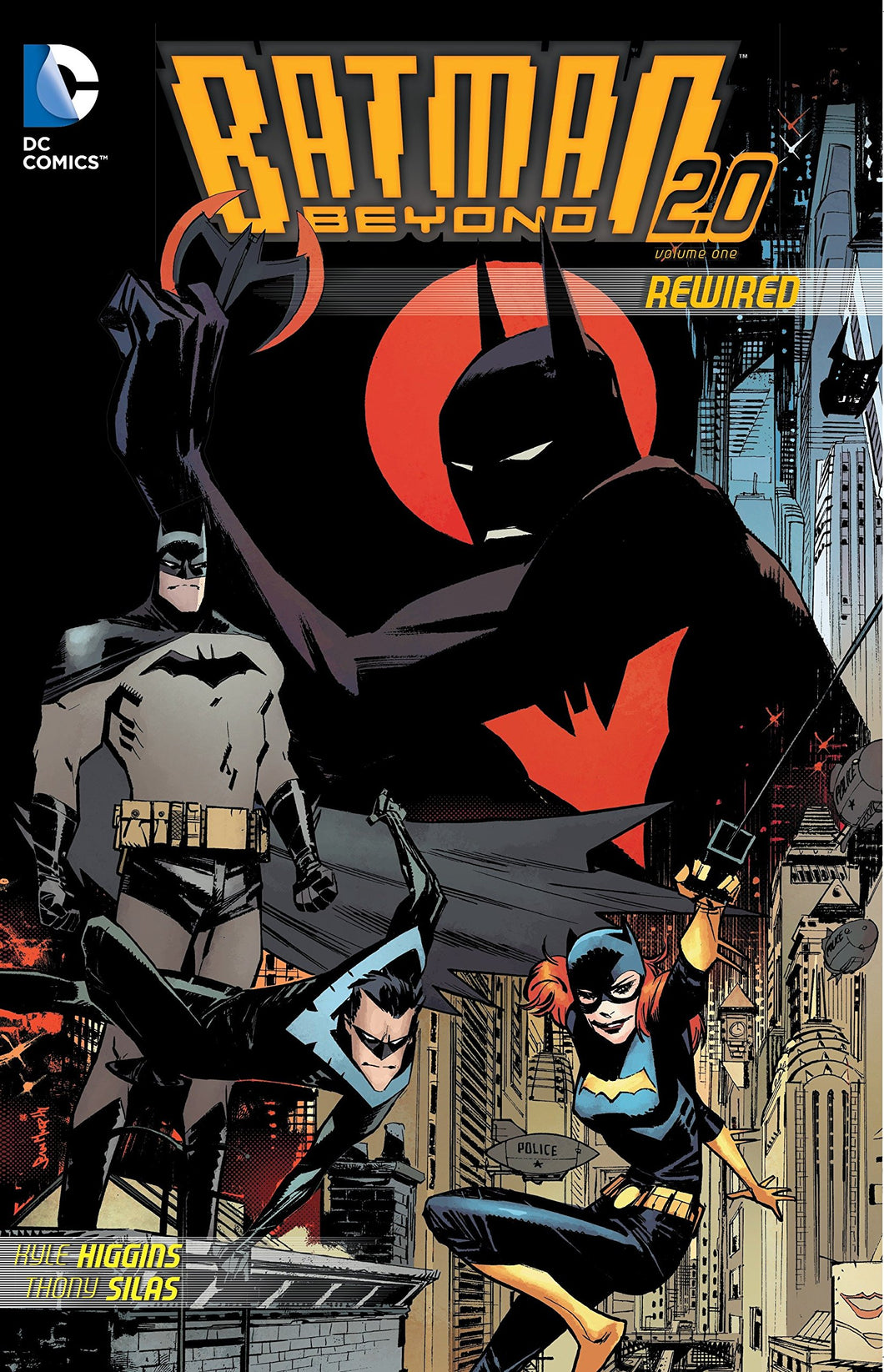 Batman Beyond 2.0: Rewired [Paperback]