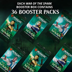 Magic the Gathering: War of the Spark - Booster Box