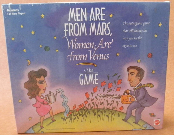 Men Are From Mars, Women Are From Venus - The Game