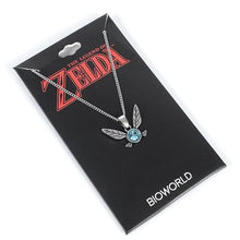 Load image into Gallery viewer, Legend of Zelda Navi Necklace