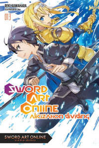Sword Art Online, Vol. 13: Alicization Dividing