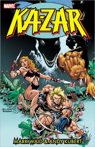 Ka-Zar by Mark Waid & Andy Kubert - Volume 1