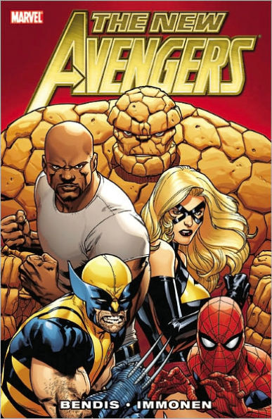 New Avengers by Brian Michael Bendis - Volume 1