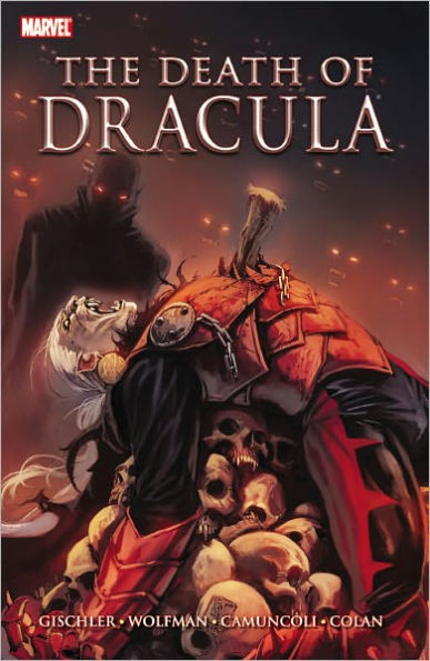 Death of Dracula by Victor Gischler