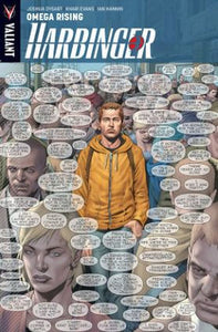 Harbinger Volume 1: Omega Rising