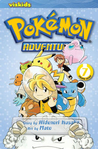 Pokemon Adventures, Volume 7