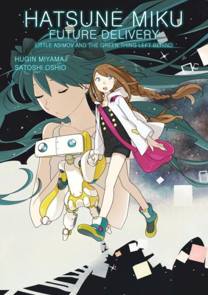 Hatsune Miku: Future Delivery Volume 1