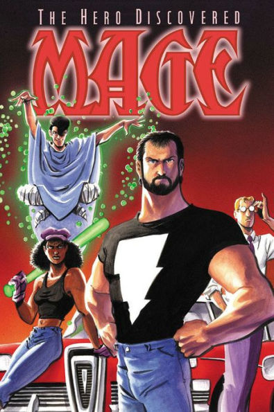 Mage Volume 1: The Hero Discovered [Hardcover]