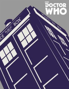 Doctor Who: Deluxe Undated Diary