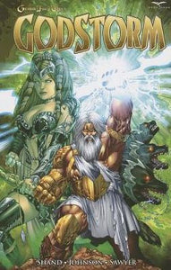 Grimm Fairy Tales Presents: Godstorm