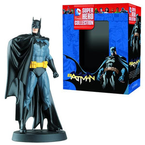 DC Superhero Batman Best of Figure with Magazine #1