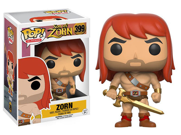 Pop! Television: Son of Zorn - Zorn
