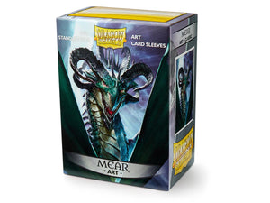 Dragon Shield Mear Art Sleeves - 100 Standard Size