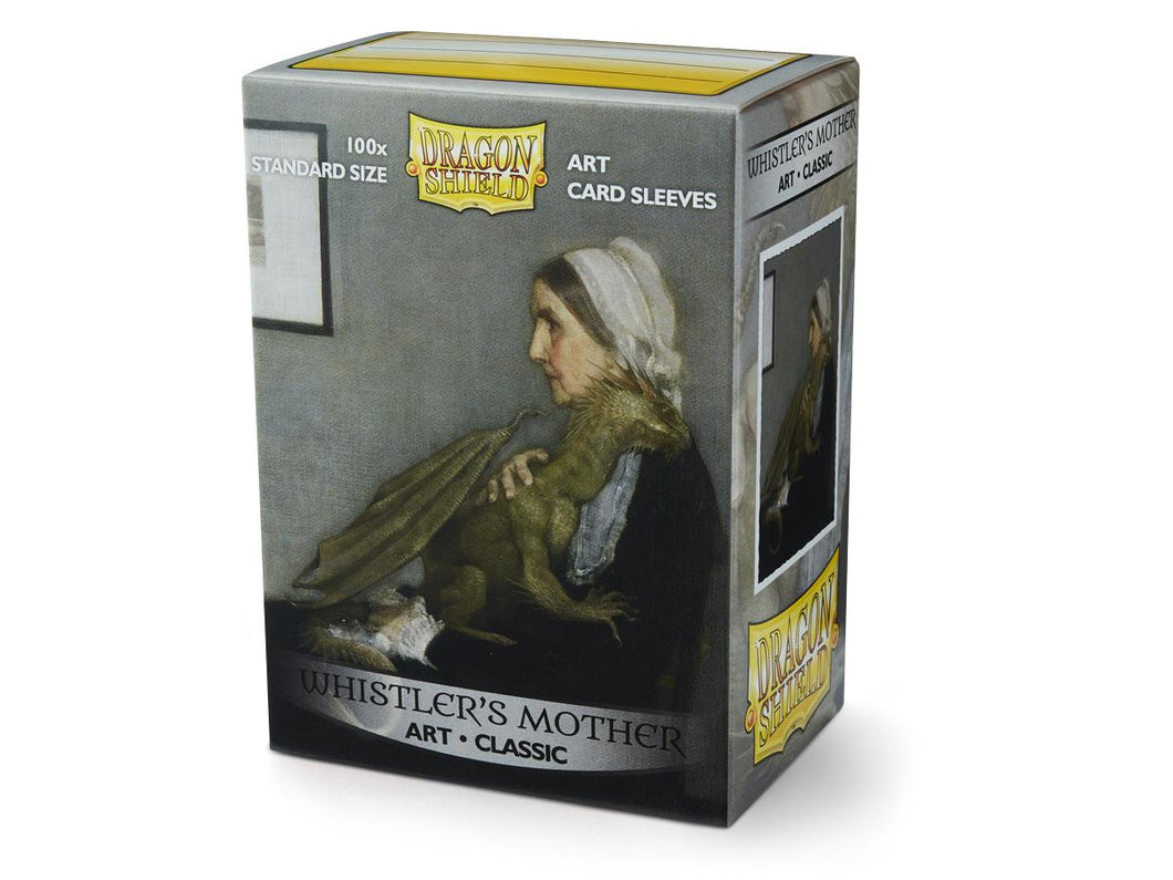 Dragon Shield Whistler's Mother Art Sleeves - 100 Standard Size