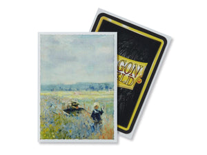 Dragon Shield Poppy Field Art Sleeves - 100 Standard Size
