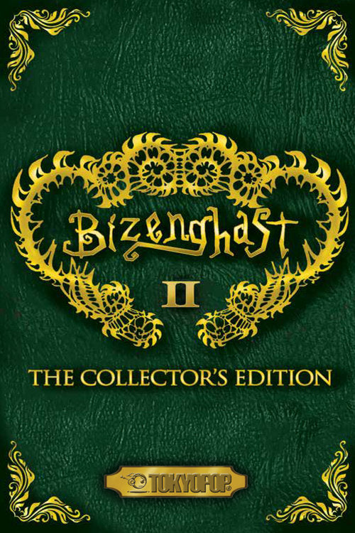 Bizenghast: The Collector's Edition, Vol. 2
