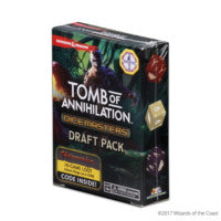 Dice Masters - Dungeons & Dragons Tomb of Annihilation Draft Pack