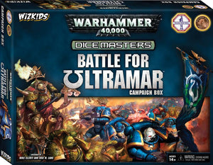 Dice Masters - Warhammer 40000: Battle For Ultramar Campaign Box