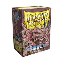 Load image into Gallery viewer, Dragon Shield Fusion 'Wither' Classic Sleeves - 100 Standard Size