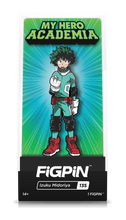 Load image into Gallery viewer, My Hero Academia: Izuku Midoriya #135 FiGPiN
