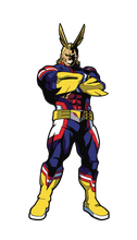 Load image into Gallery viewer, My Hero Academia: All Might #136 FiGPiN