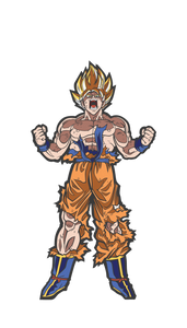 Dragon Ball Z: Super Saiyan Goku #29 FiGPiN