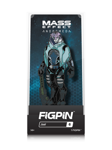 Mass Effect: Andromeda - Jaal #6 FiGPiN