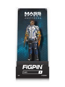 Mass Effect: Andromeda - Liam #5 FiGPiN