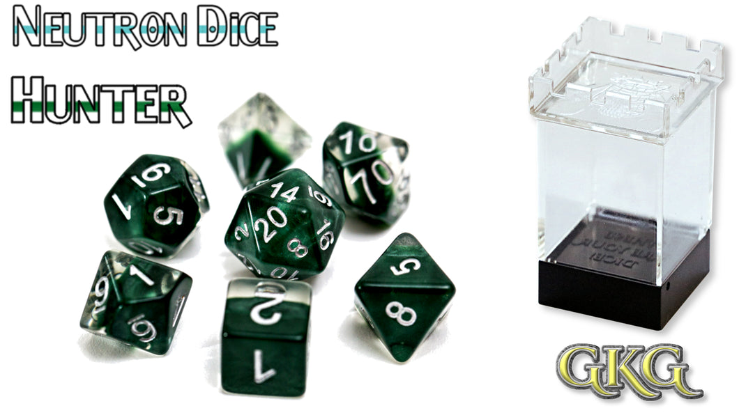 Neutron Dice: Hunter