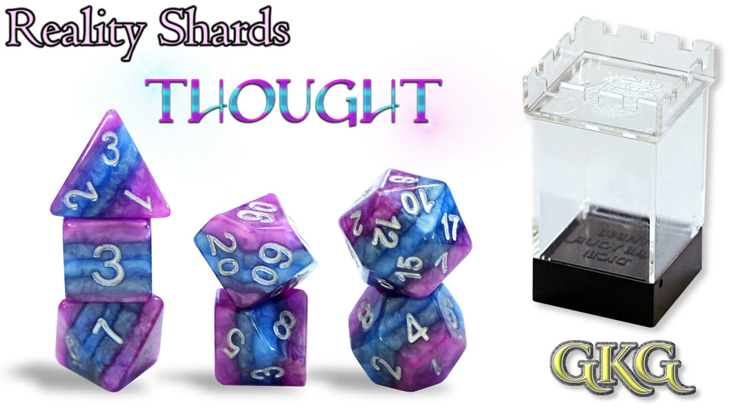 Reality Shards Dice: Thought