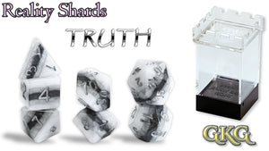 Reality Shards Dice: Truth