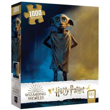 Harry Potter: Wizarding World - Dobby 1000 Piece Puzzle