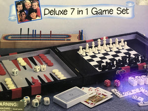Deluxe 7 in 1 Game Set (1996)