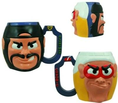 Jay & Silent Bob's Super Groovy Bluntman and Chronic Mug