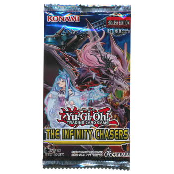 Yu-Gi-Oh! CCG: Booster Pack - Infinity Chasers