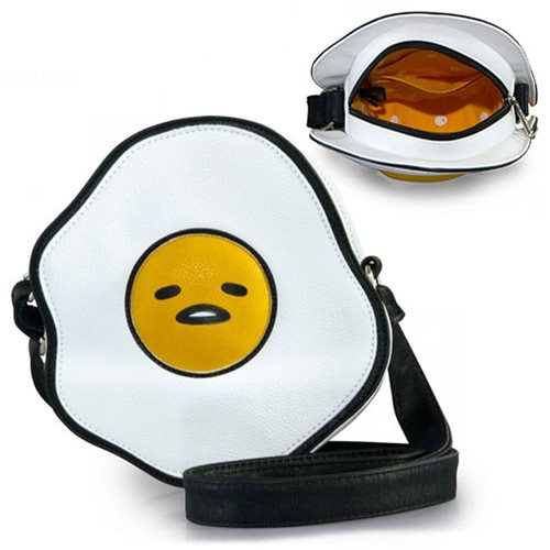 Gudetama Egg Crossbody Purse