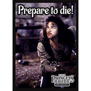 The Princess Bride: 30th Anniversary - Prepare to Die Sleeves
