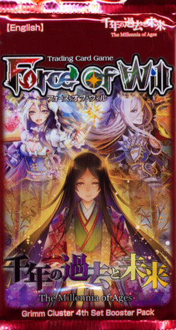 Force of Will TCG: Grimm Cluster - The Millennia of Ages Booster Pack