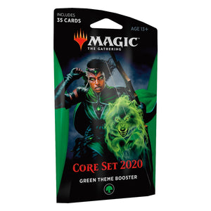 Magic the Gathering: Core 2020 Theme Booster