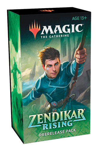 Magic the Gathering: Zendikar Rising Pre-Release Pack