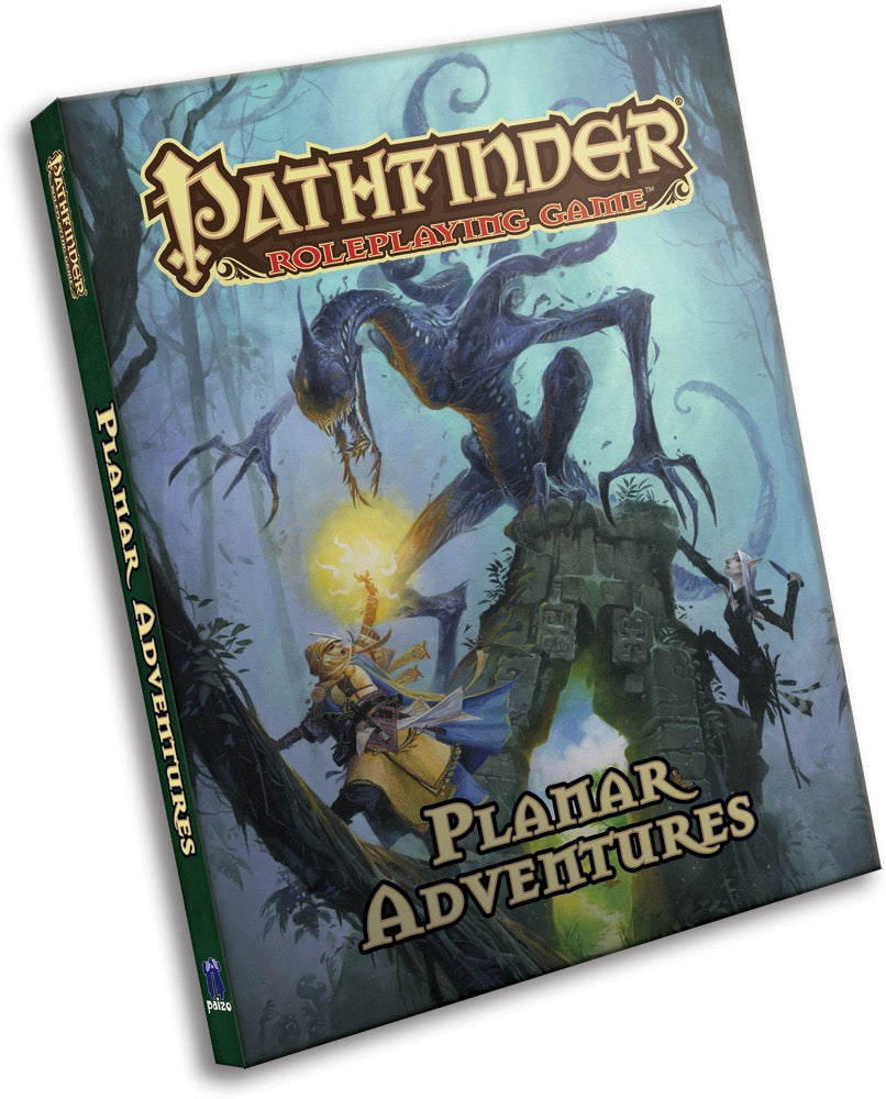 Pathfinder Rpg: Planar Adventures Hardcover